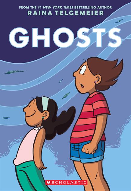 spookykidscomics16 ghosts-front-cover