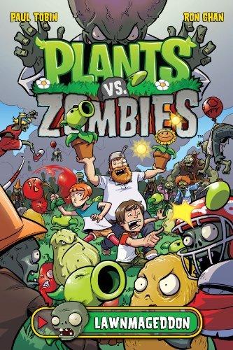 spookykidscomics16 plantszombiesx