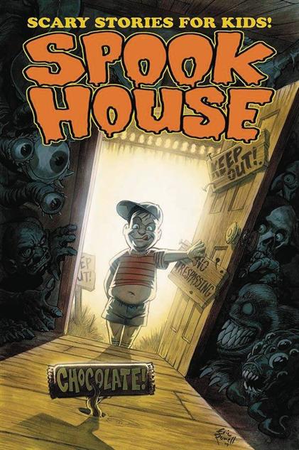 spookykidscomics16 spookhouse