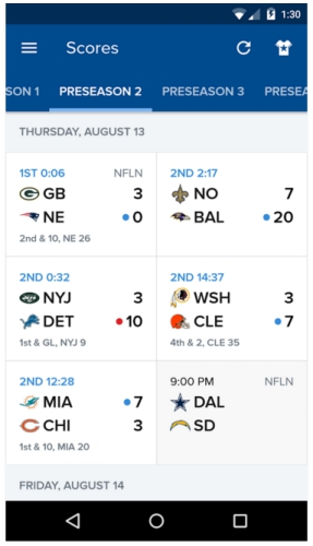 sportsappsandroid cbssports