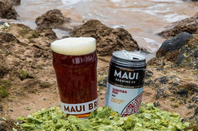 spring-beer maui-waimea