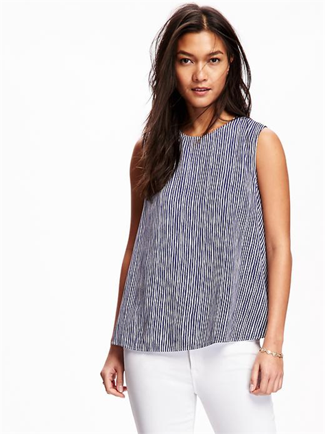 Pretty Printed Tops That'll Look Great With All Your ...