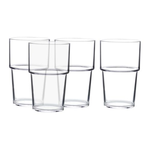 Drinking Glasses Set Of  Lilly