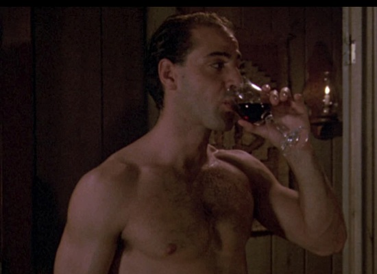 Stanley tucci nude