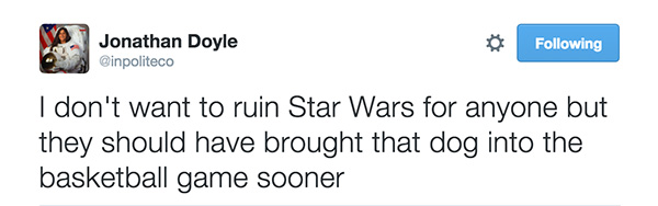 star-wars-tweets inpoliteco