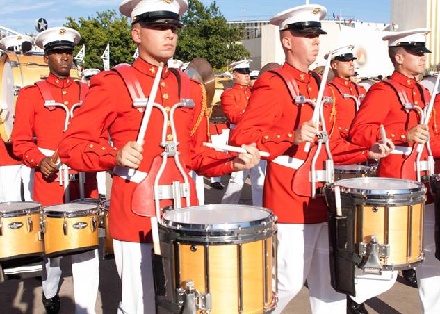 state-fair-texas state-fair-of-texas---marine-corps-band---anneliesz--0343