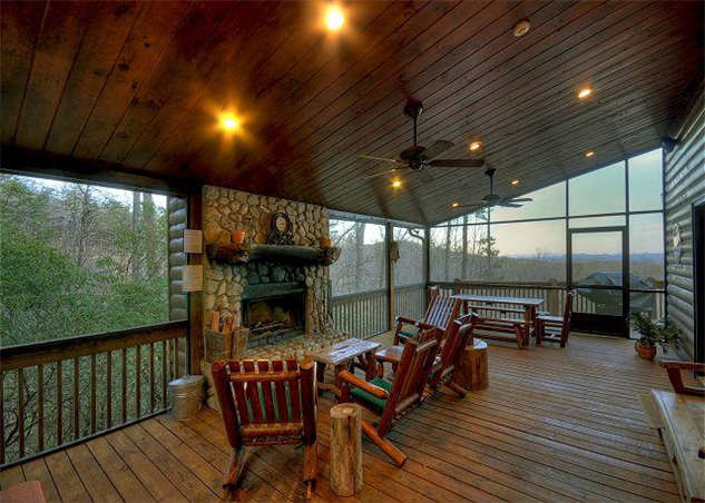 stay-in-cabins blue-ridge-cabin