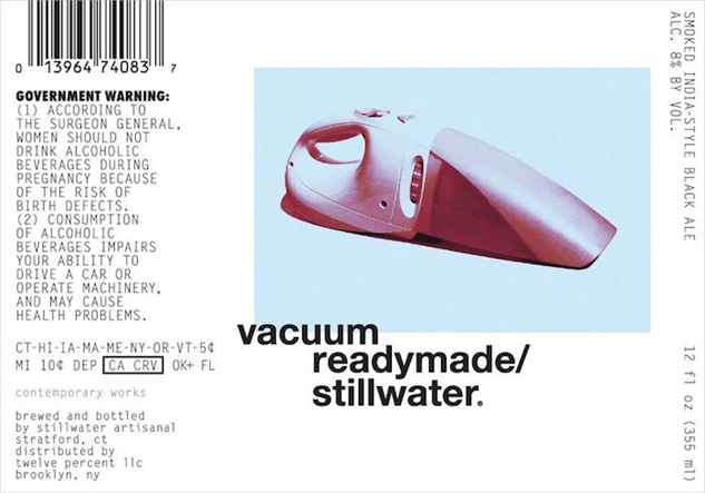 stillart readymade-vacuum