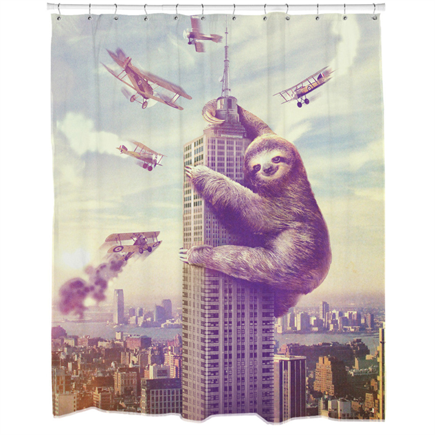 Shower Curtains That Make Bathing Magical :: Style :: Galleries ...