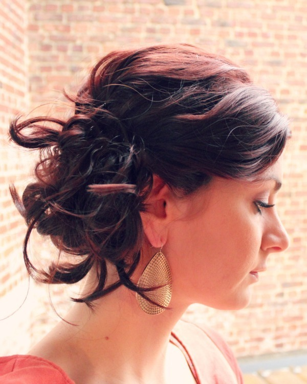 15 Updos For Warm Weather Design Galleries Paste