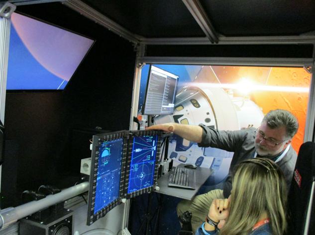 sxsw-tech-photos 24-nasa-flight-simulator-1