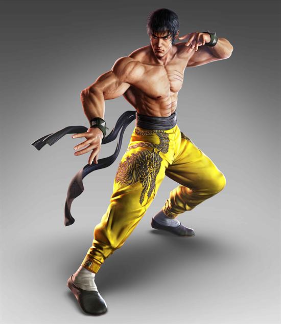 Tekken characters Nude Photos 28