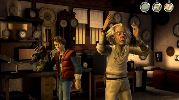 telltale back-to-the-future