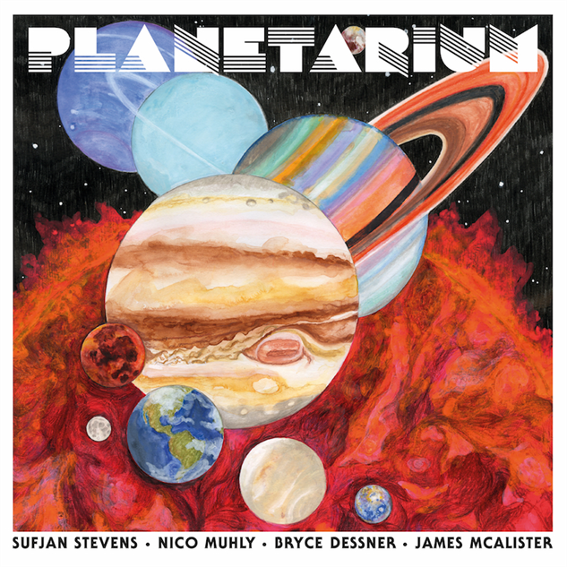 the-40-best-album-covers-of-2017 sufjanplanetarium