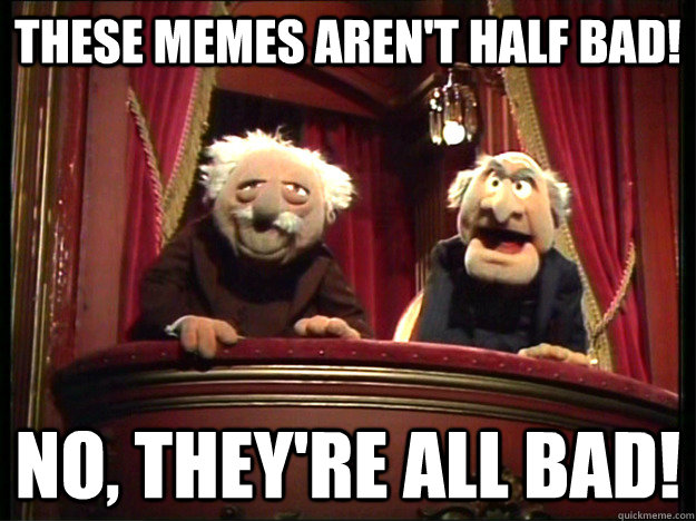 Feeling Meme Ish The Muppets Tv Galleries The Muppets Paste