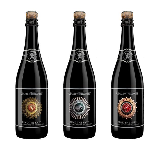 thrones-beer bend-the-knee