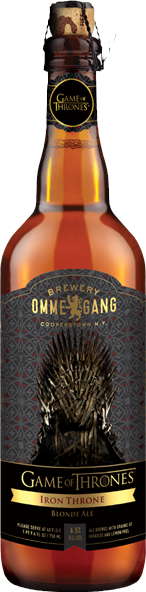 thrones-beer iron-throne