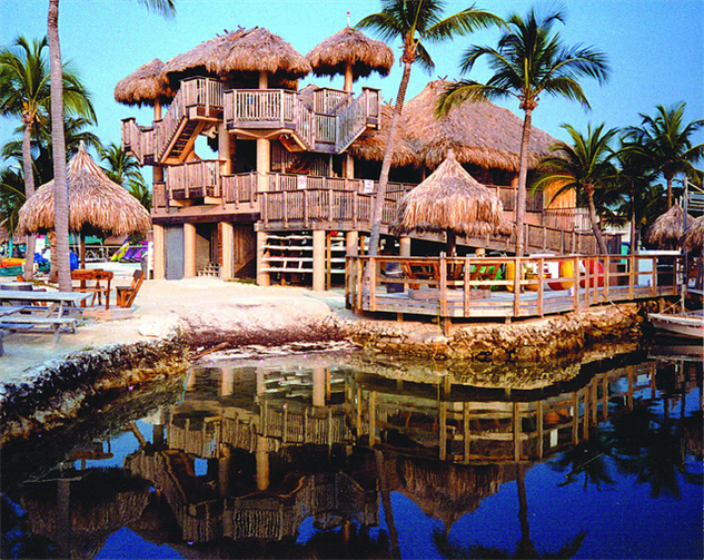9 Awesome Tiki Bars You Wish You Were Drinking At Right