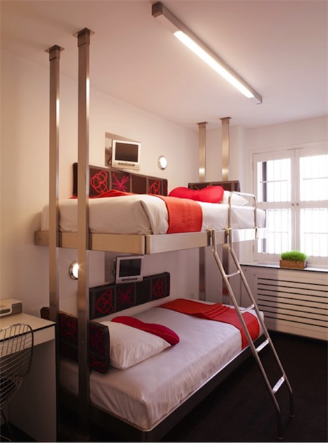Hotel Bedroom: The Tiniest Hotel Rooms Worth Sleeping In :: Travel