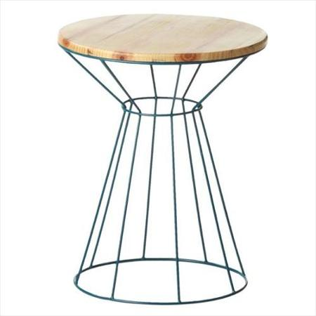 ... Tiny Accent Tables Wire