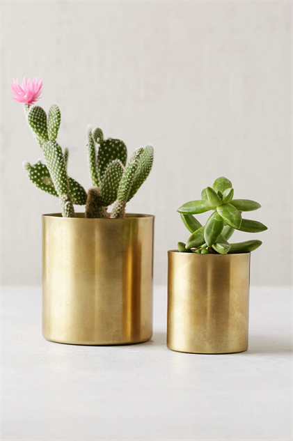 High Quality ... $14; Tiny Planters Metal