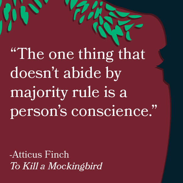 to kill a mocking bird quote