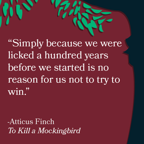 Scout Finch Quotes from To Kill a Mockingbird by Harper Lee