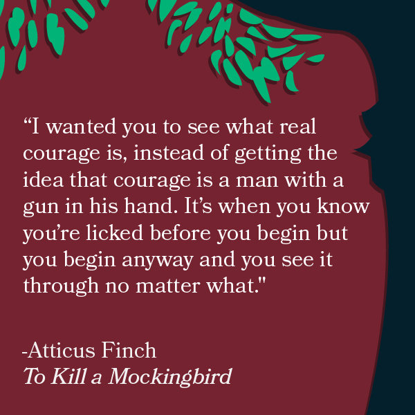 the expectations in the novel to kill a mockingbird by harper lee Top 10 most important facts about to kill a mockingbird by harper lee to kill a mockingbird is a modern however, as it also comments on class and gender roles, particularly the expectations society at harper lee only wrote one novel, to kill a mockingbird harper lee wrote.