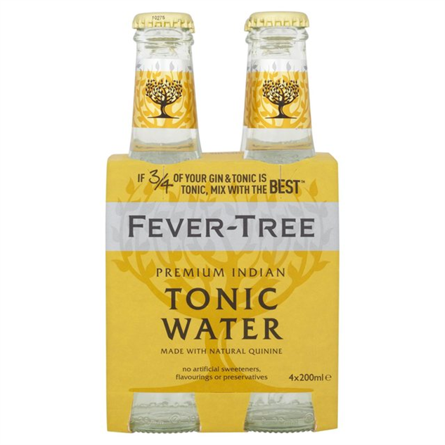 tonic-water fevertree