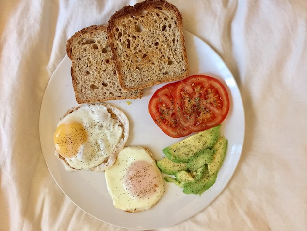 trainer-breakfast noah