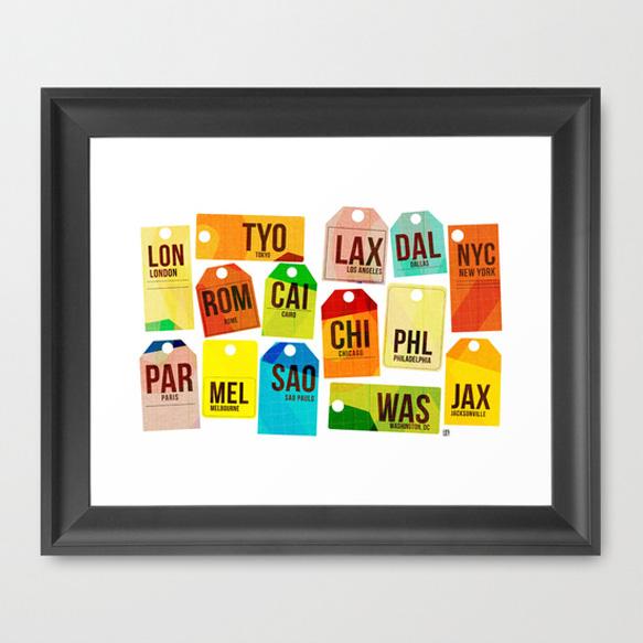 travel-art travel-tags-pairabirds