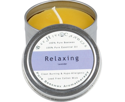 travel-candle-tins bee