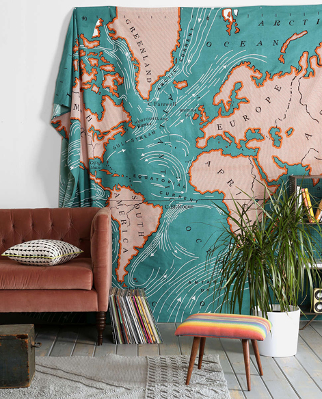 Urban outfitters style home decor home decor for Home decor like urban outfitters