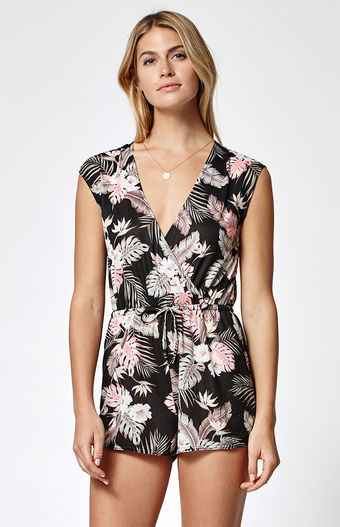 tropical-spring-clothes romper