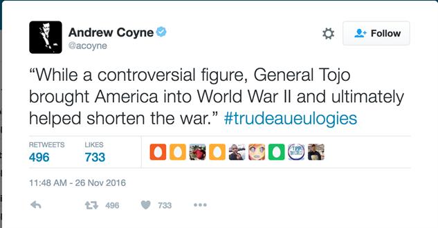Trudeaueulogies Screen Shot 2016 11 28 At 103446 Am