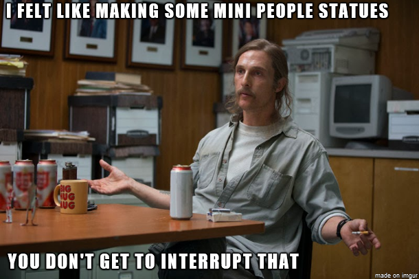 25 Hilarious True Detective Memes, Because There Will ...