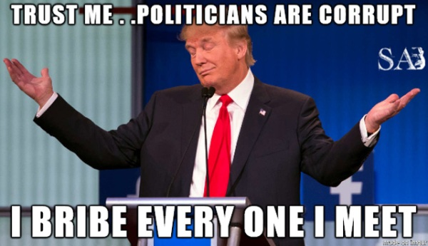 trump-memes trump-bribe