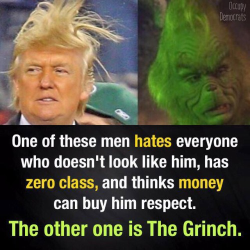 trump-memes trump-grinch