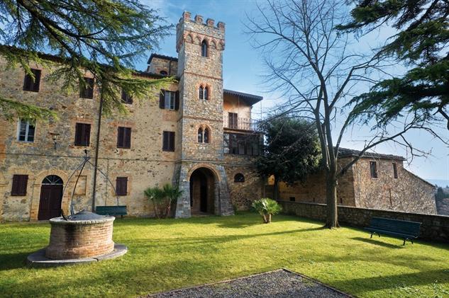 tuscany-wine castelgiocondo-pozzo