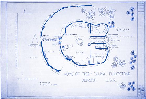 tv-homes-blueprint bennett-flintstones
