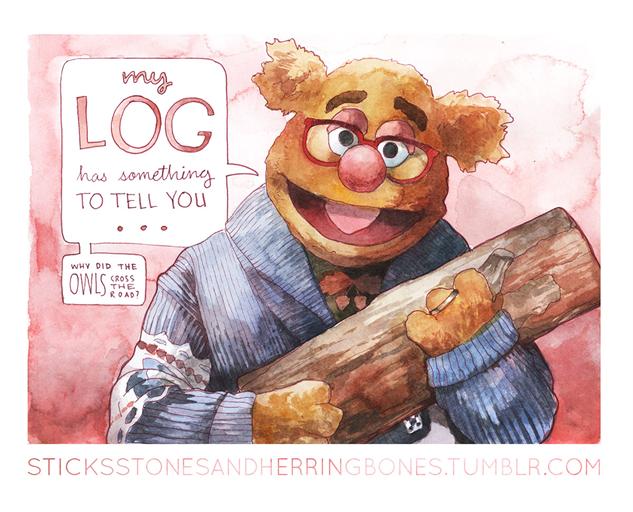 twin-peaks-muppets tumblr-n7ccpgojzg1qmskf5o1-1280