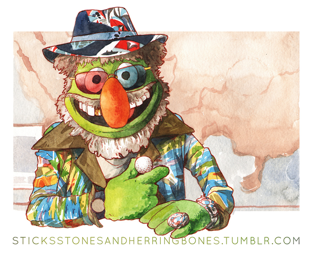 twin-peaks-muppets tumblr-n7ccpgojzg1qmskf5o6-1280