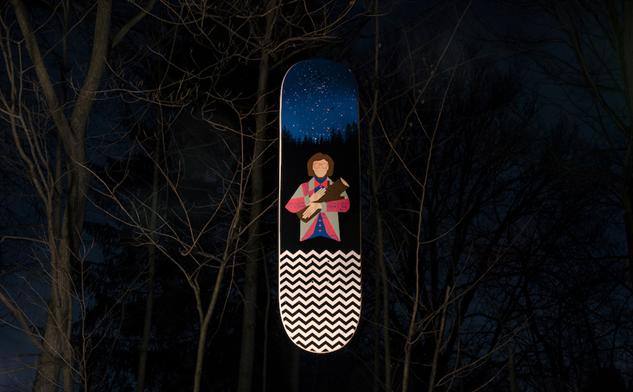 twin-peaks-skateboards- log-lady-woods