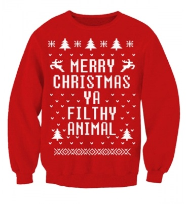 Ugly Christmas Sweaters You Won't Mind Wearing :: Style ...