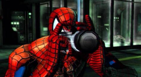 umvc3 spiderman