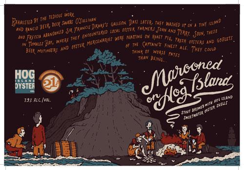 valentines-beer 21st-marooned