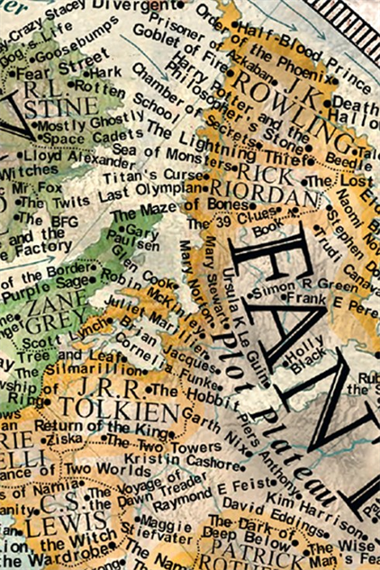 Martin Vargic's Gorgeous Map of Literature - Paste on map of leadership, map of payphones, map of national area codes, map of discrimination, map of slang, map of racism in america, map of writing, map of you and me, map of empathy, map of ideology, map of abuse, map of morality, map of speech, map of babies, map of homosexuality, map of the corporate world, map of values, map of religious persecution, map of police brutality, map of hatred,