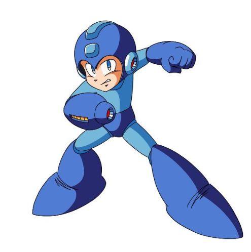 videogame-mascots mega-man-mascots