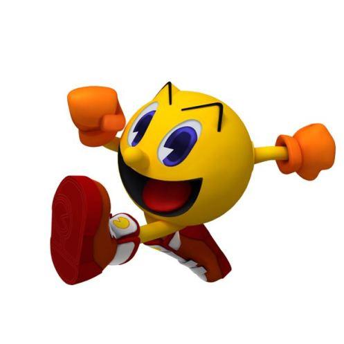 videogame-mascots pac-man-mascots