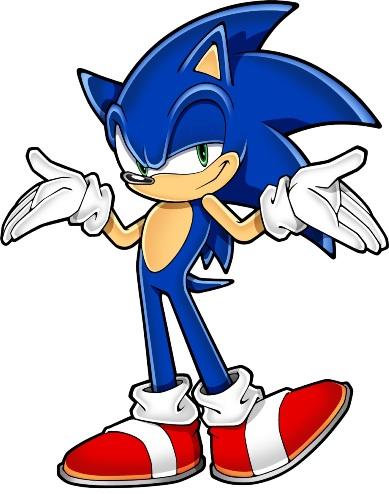 videogame-mascots sonic-mascots